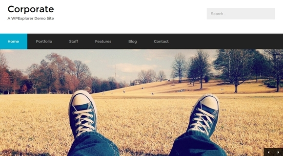 Corporate - wordpress themes