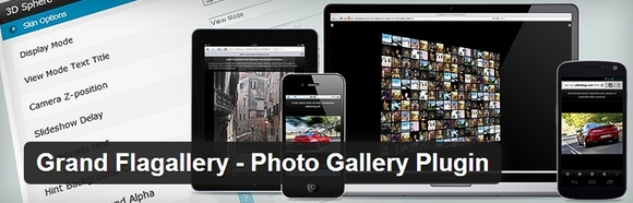 Grand Flagallery - wordpress plugins