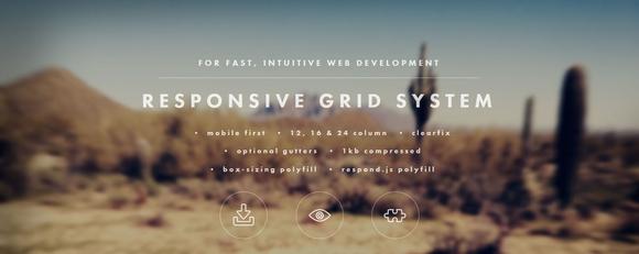 Grid System - responsive html5 frameworks