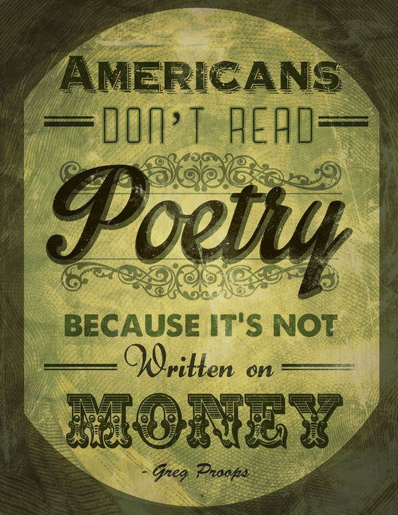 Poetry - typography