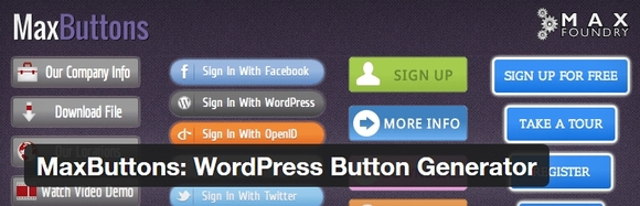 MaxButtons - wordpress seo plugin