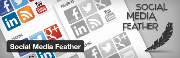 Social Media Feather - must have wordpress plugins