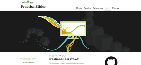 Fraction Slider - jquery