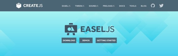 EaselJS - javascript libraries