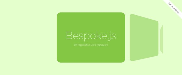 Bespoke.js - web development