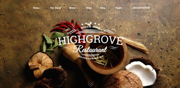 20 Best Responsive Restaurant WordPress Themes 2015