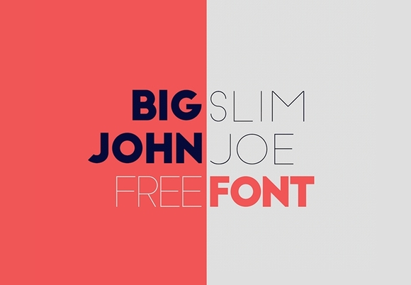 20 Fresh Free Fonts For Graphic and Web Designers 2015