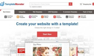 Best Templates On The Net By TemplateMonster