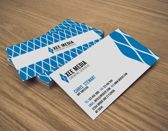Elegant Business card template - business cards online
