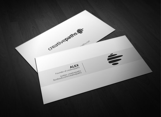 cardmockup12 - business card template