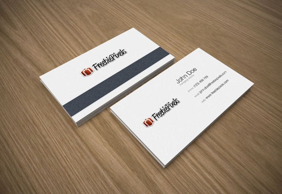 cardmockup9 - business card design