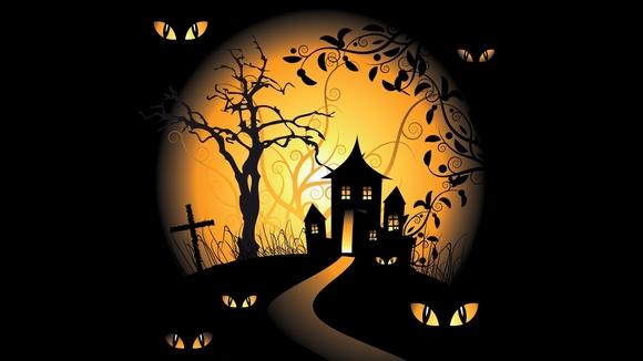 40 Best Free Halloween Wallpaper For Desktop - Webdesigncone