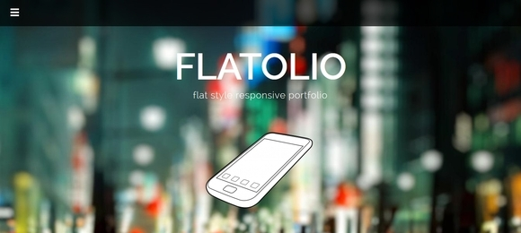 Flatolio - best wordpress themes