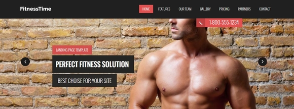 Fitness - best templates