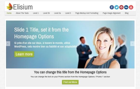 Elisium - best themes