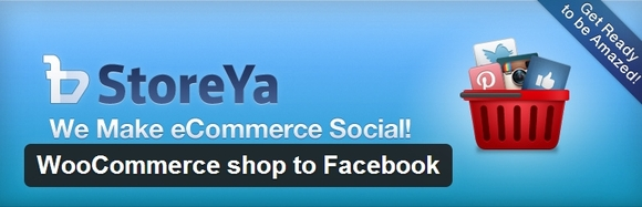 WooCommerce shop to Facebook - wordpress plugins