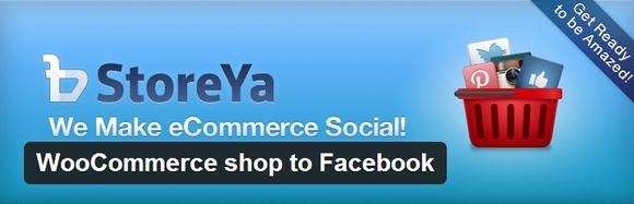 WooCommerce shop to Facebook - wordpress plugins