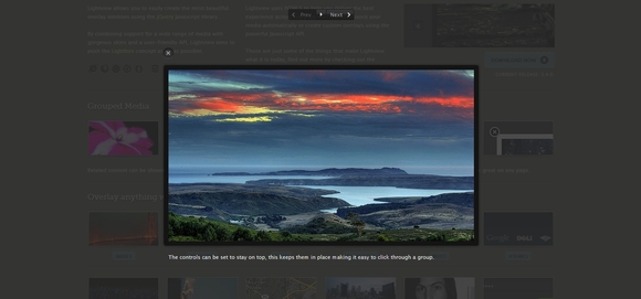 Lightview - best jquery lightbox plugins 2014