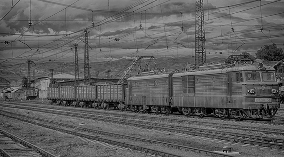 Armenia, Gyumri, Train wallpaper - wallpapers download