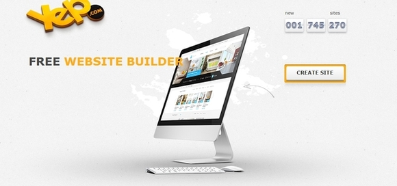 Yep - best online website builder