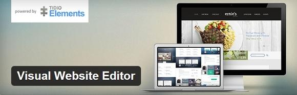Visual Website Editor - plugin