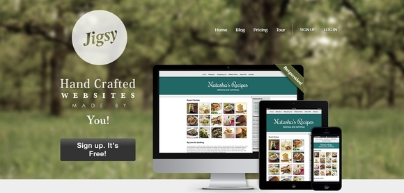 Jigsy - best online website builder