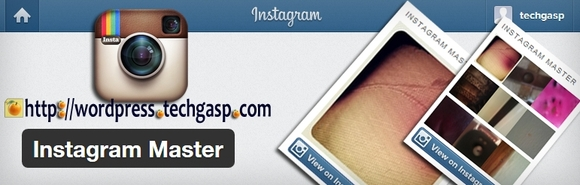 Instagram Master - top wordpress plugins