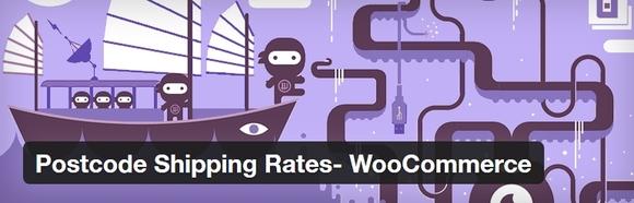 Postcode - wordpress plugin