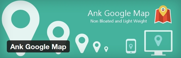 Ank Google Map - best wordpress plugins