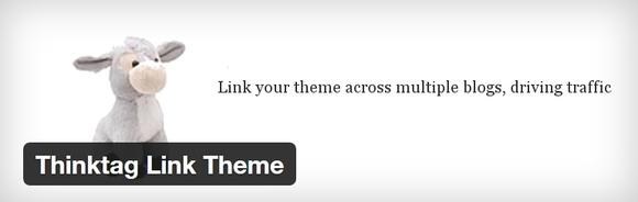 Link Theme - wordpress plugin gallery
