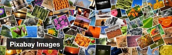 Pixabay Images - wordpress plugins