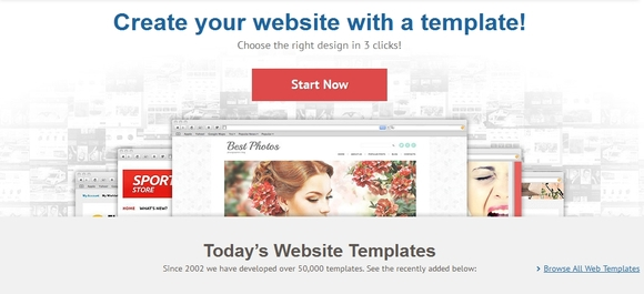 Top 20 Free Html 5 Templates From Templatemonster