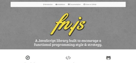 fn.js - web design