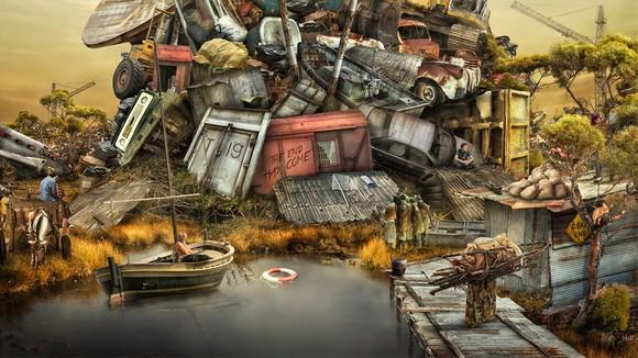 Apocalyptic - photo manipulation