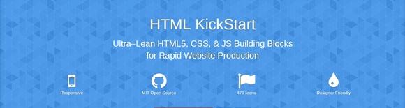 HTML KickStart