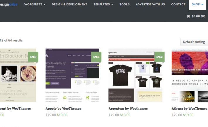 cheap wordpress themes