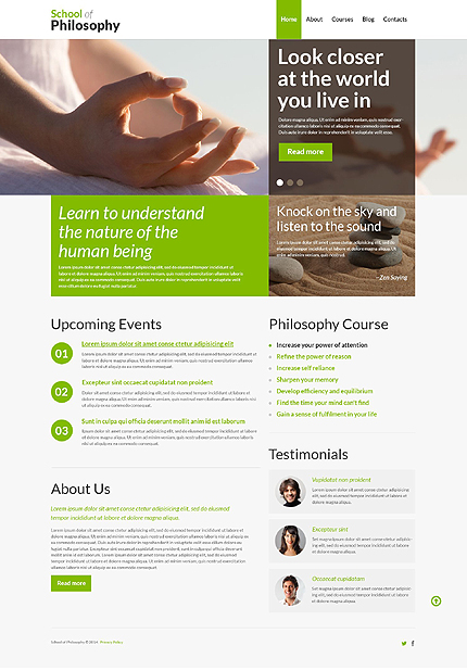 Life of Joy WordPress Theme