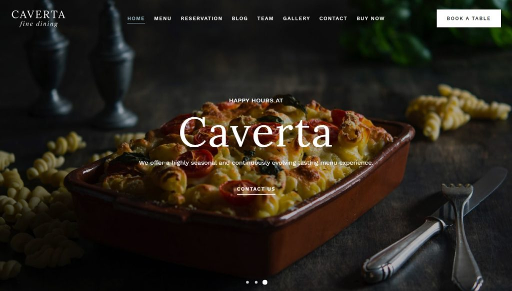 caverta wordpress theme