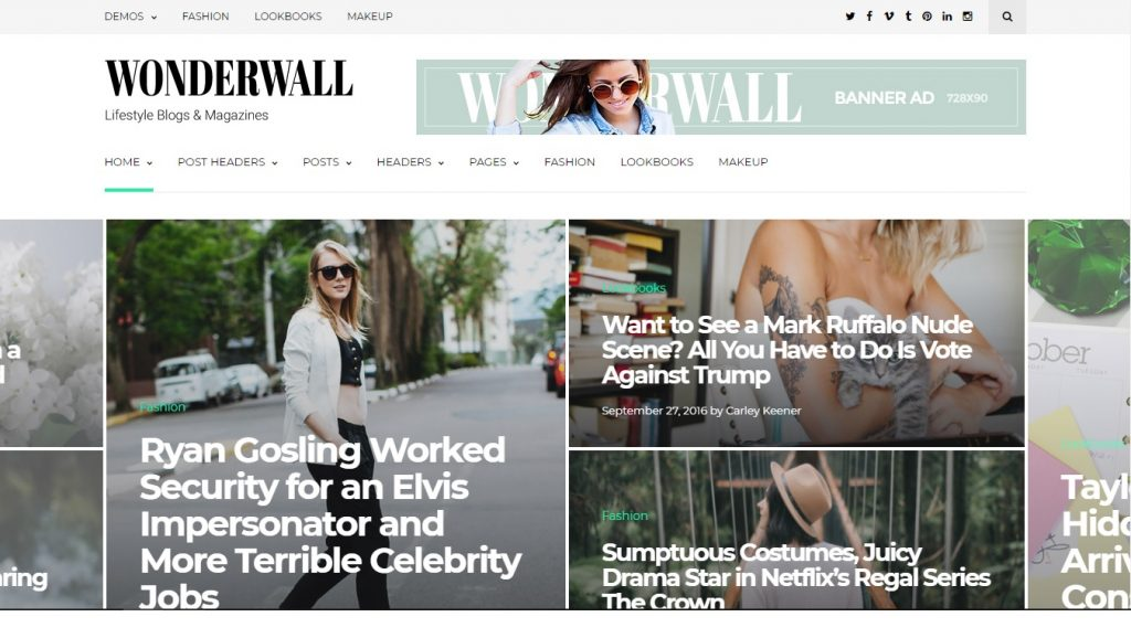 wonderwall wordpress theme
