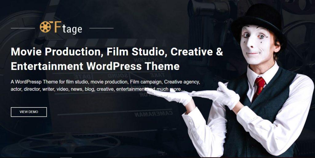 ftage wordpress theme