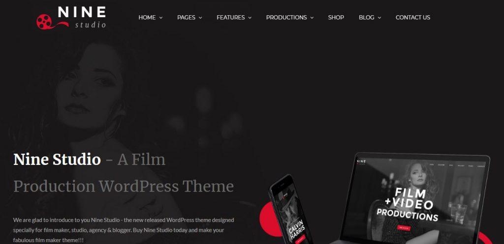 nine studio wordpress theme