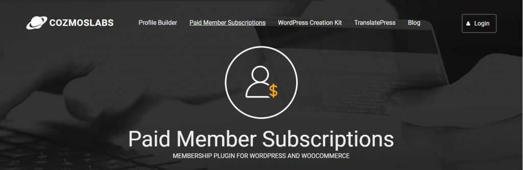 paid member subscriptions wordpress plugin