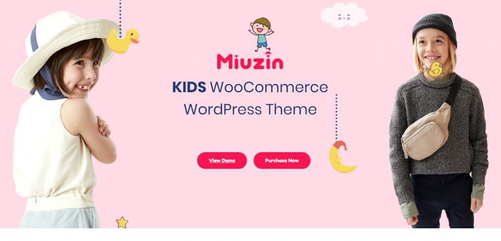 miuzin wordpress theme
