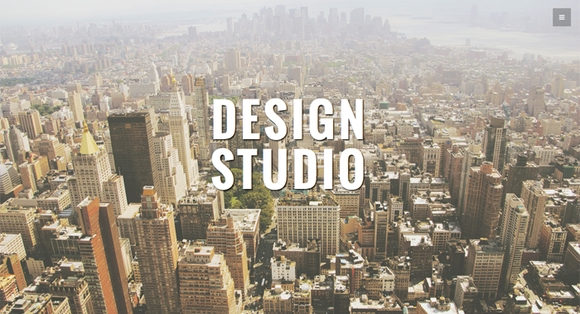 Studio - website templates
