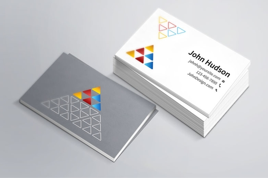 cardmockup13 - business cards templates
