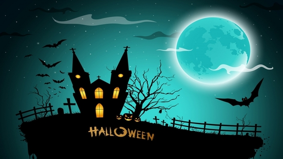 Halloween Cool - free halloween wallpaper