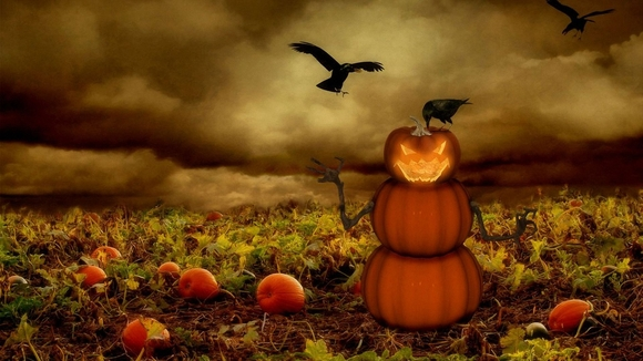 Halloween holiday - pc wallpaper