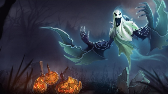Halloween - desktop wallpaper