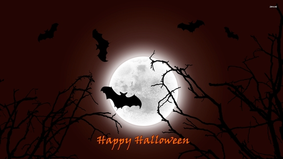 Happy halloween HD - halloween wallpaper
